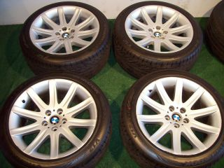 19 Factory OEM BMW 7 Series Wheels 740 745 750 760 E38 E65 E66 Hankook
