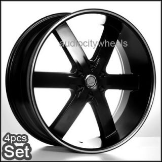 24 inch Wheels Rims Tahoe Yukon Escalade Chevy Almada
