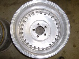 CENTERLINE * ALUMINUM WHEELS * VINTAGE * DRAG RACING * HOT RODS * PRO