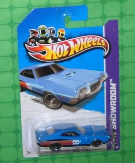 2013 Hot Wheels Showroom 242 HW Performance 72 Ford Gran Torino Sport