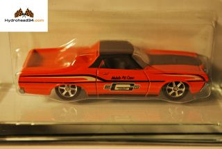 Hot Wheels Delivery 72 Ford Ranchero