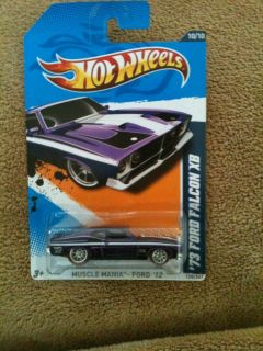 Hot Wheels 73 Ford Falcon XB 2012 Secret Super Treasure Hunt