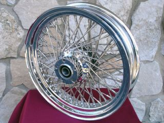16x3 5 80 Spoke Rear Wheel for Harley Road King 00 05