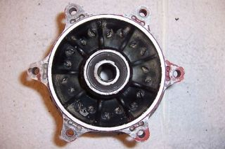 1984 Honda CR125 Rear Wheel Hub 84 CR 125
