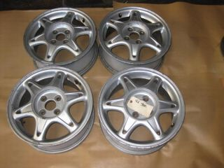 96 97 98 99 00 01 acura integra OEM wheels rims STOCK factory GSR 15