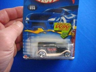Hotwheels 32 Ford Sedan Delivery Collector No 056