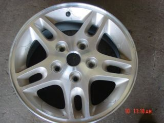 16 Jeep Grand Cherokee Rim Wheel Gold Limited 99 02