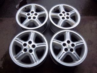 Land Rover Discovery 2 OEM Factory Wheels Rims Range Rover 96 04 72158