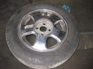 94 97 Honda Accord Wheel Rim Stock Factory 14 EX