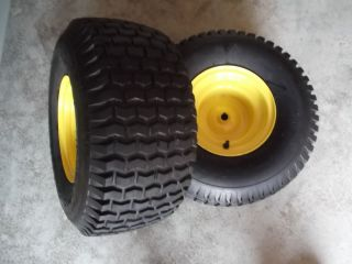Deere LA100 LA105 LA110 LA115LA120 LA125 Rear Rims and Tires