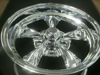 THRUST REV WHEELS AMERICAN RACING LICENSED CLASSIC 100 WHEELS RIMS
