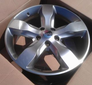 One 20x8 Jeep Grand Cherokee 2011 Original Alloy Wheel Rim 9107