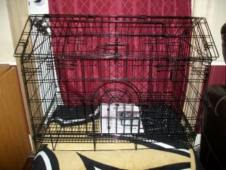 NWO KENNEL AIRE DOS102 A FRAME BUNNY HOUSE ON WHEELS FREE UPS SHIPPING