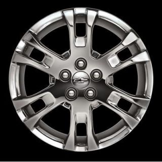 GM 19166672 19 Wheel LF671 Chrome 2010 2011 2012 Chevy Equinox GMC