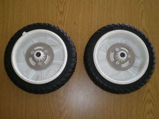 Lawnmower Rear Drive Personal Pace Wheels 8 105 3036 Set of 2