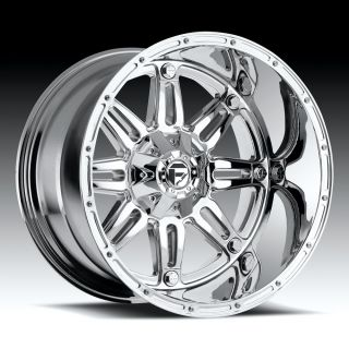 Hostage Chrome Wheel Rim 5x135 F150 Navigator Expedition 97 03