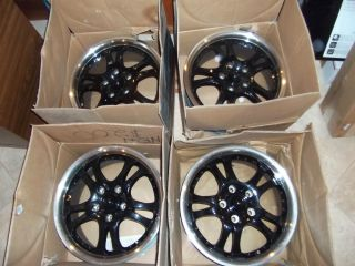 Used American Racing 16 X 7 Rims 5X115 lug Pattern from Chevy Impala