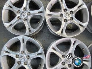 Four 04 08 Mazda RX8 Factory 16 Wheels Rims 64867 9965047560