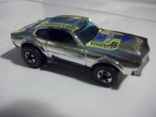 Vintage Mattel Hot Wheels Redline Mighty Maverick