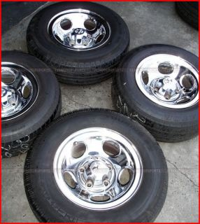 15 inch Used Rims and Tires Dodge RAM Used Rims Wheels Tire