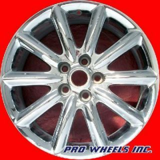 Lucerne 18 Chrome Factory Original Wheel Rim 4104 37105
