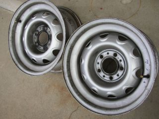 1970 71 72 73 74 PLYMOUTH CUDA DODGE CHALLENGER 15x7 rally wheel MOPAR