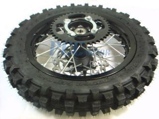 12 Rear Rim Wheel Innova Tire Honda XR50 CRF50 70 125
