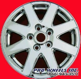 Park Avenue 16 Chrome Factory Original Wheel Rim 4051 35892