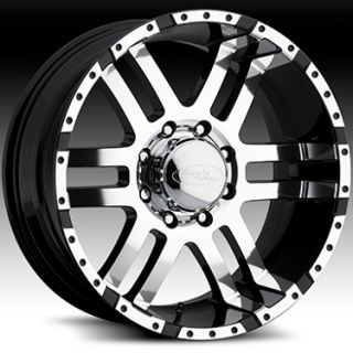 American Eagle 079 Wheels Rims 17x9 Fits Ford F150 Expedition FX4