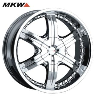22 Chrome Wheels Rims 6x127 6 Lug Chevy Chevrolet Trailblazer GMC