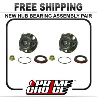 New Premium Front Wheel Hub Bearing Assembly Units Set for Left and