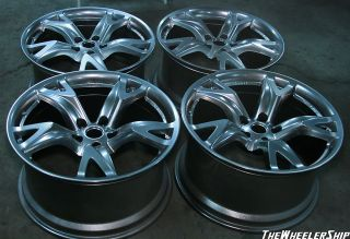 370Z 2009 2011 19 Rays Forged Factory Stock Wheel Rim Set