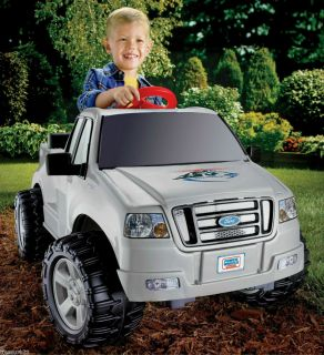 Fisher Price Power Wheels Ford F 150 6V Electric Ride On