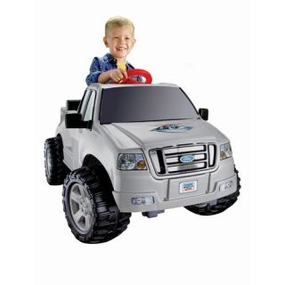 Fisher Price Power Wheels Ford F 150 6V Electric Ride on C3493