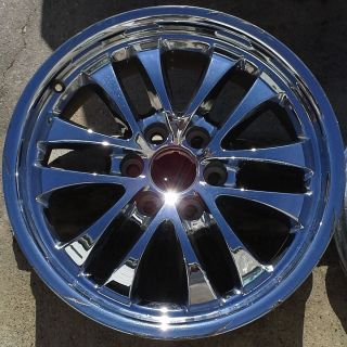 Tahoe Suburban Sierra 1500 Factory Chrome Alloy Wheel Rim 5331