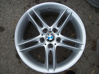 2008 BMW Z4 M Roadster Coupe Wheel Rim Factory