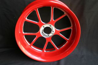 Suzuki GSXR 240 Wheels The Matrix Contrast Cut Wheels