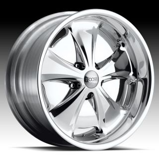 Piece Forged Polished Custom Wheel Set Part F206 2pc Rims