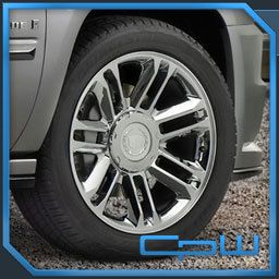 Platinum 14 Cadillac Escalade 22 Alloy Wheels Tires Rims New