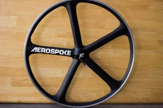 Aerospoke 26 650cc Wheel with Quick Release Hub Rim Hub Only