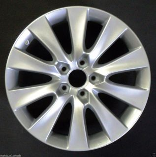 09 10 Honda Accord 18 10 Spoke Factory Alloy Wheel Rim H 63937