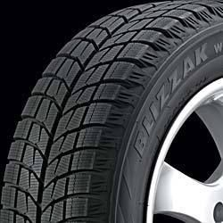 Bridgestone Blizzak WS60 225 55 16 Tire Set of 4