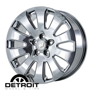 REGAL 2011 2011 PVD Bright Chrome Wheels Rims Factory 4100 Exchange
