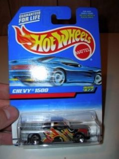 Hot Wheels Chevy 1500 Pick Up Truck