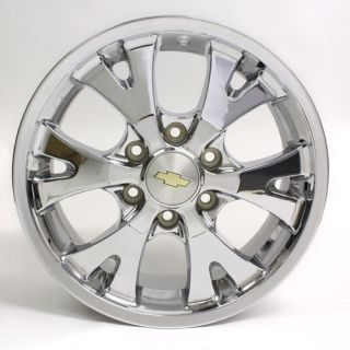 18 Chevy Colorado Canyon Chrome Wheel Rim 5324 C