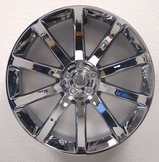 20 Chrysler 300C SRT8 Charger Magnum Wheel Rim Chrome