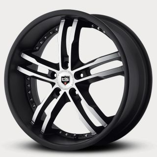 20 Tis Black Wheels Rims Honda Element Free Chrome Lugs Call 877 955