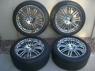19 S500 S550 S600 CL500 CL550 CL600 Factory Wheels Tires OEM Rims 19