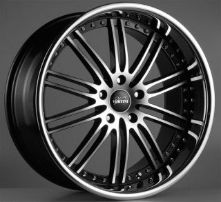 20 Vertini Hennessey Wheels Rims Mercedes Benz E350 E500 S430 S500