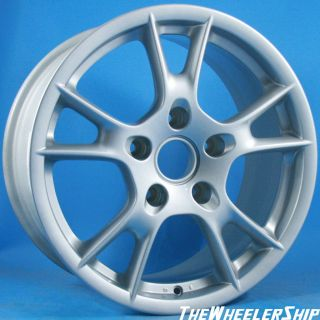 Boxster 17 x 8 inch Option I393 Factory Stock Wheel Rim Rear
